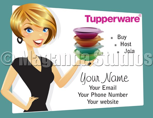 the answer is yes and we can work with any business here are a mary kay blog button and a tupperware blog button