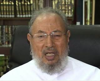 Divonis Mati Pengadilan Mesir, Ini Komentar Syaikh Yusuf al Qardhawy