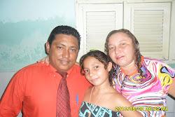 Pr Nazareno e familia