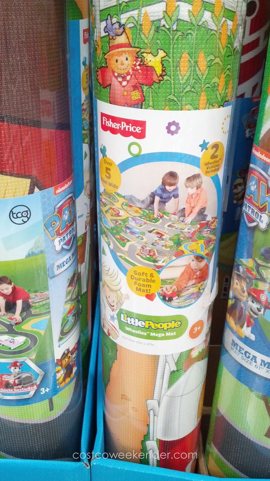 Children 39 s mega mat costco weekender - Costco toys for kids ...