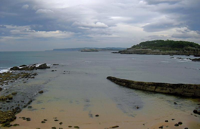 Isla de Mouro y Península de la Magdalena