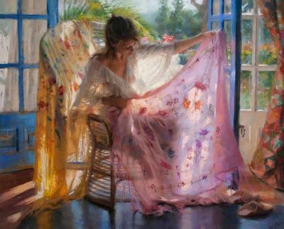 mujeres-pintura-pastel