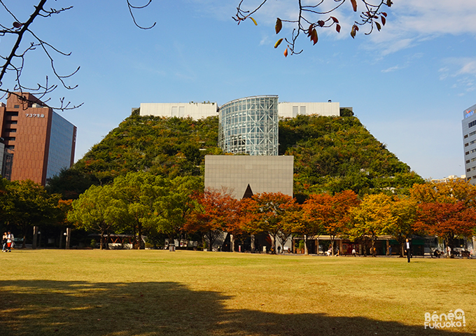 Acros, Fukuoka