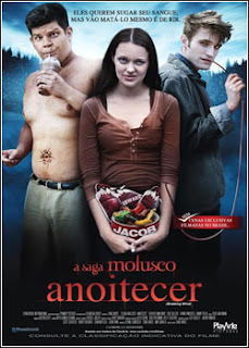 Download - A Saga Molusco - Anoitecer DVDRip - AVI - Dual Áudio