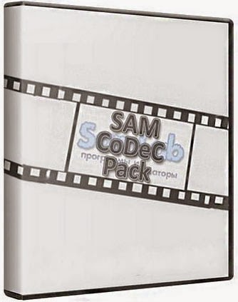 SAM CoDeC-DeCoDeR Pack 2014