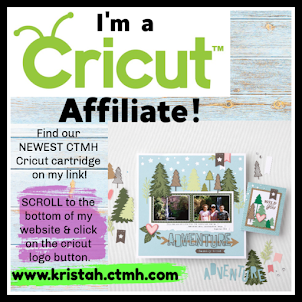I am a Cricut Affiliate!