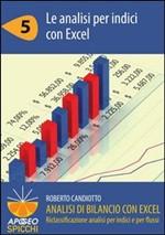 Analisi di bilancio con Excel. Le analisi per indici con Excel - eBook