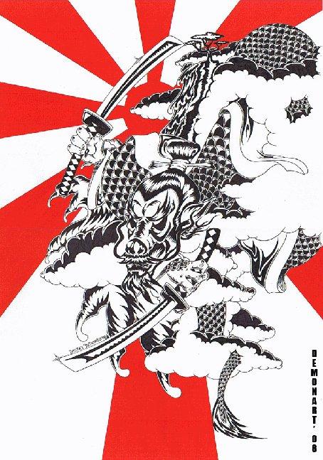 Samurai DragonDragon Samurai