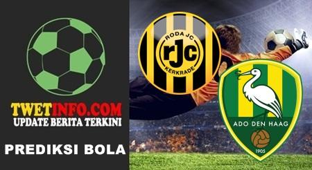 Prediksi Roda JC vs ADO Den Haag
