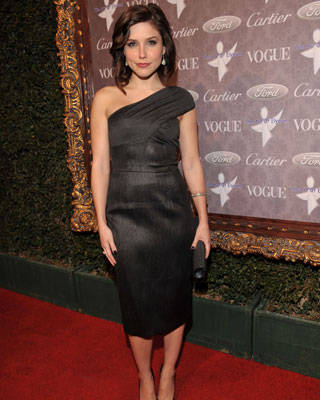 Sophia Bush at The Art of Elysium 10th Anniversary Gala