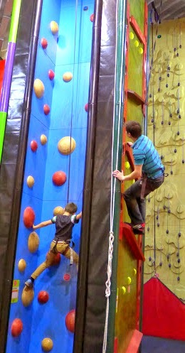 Clip n Climb Maryport - How far have you got?