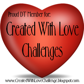 Created with Love Challenges Design Team