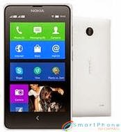 HP NOKIA X - White