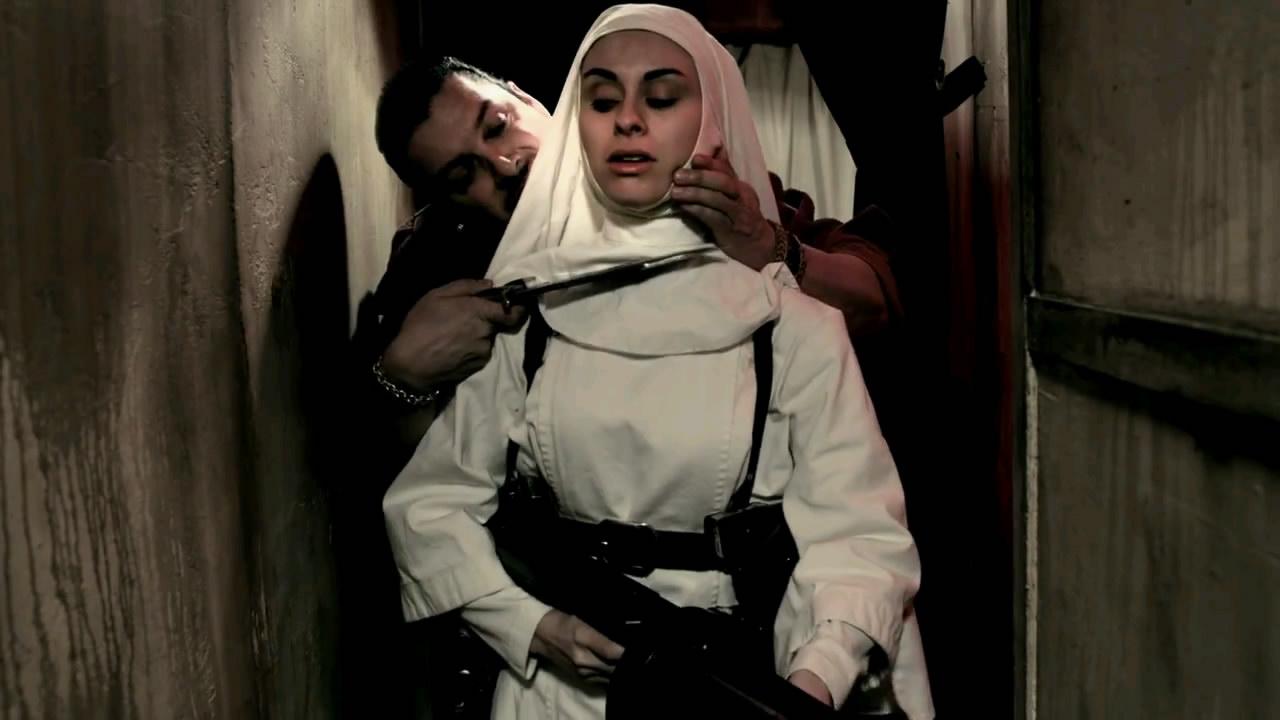 nun sister mother nude Nude Nuns with Big Guns (2010)
