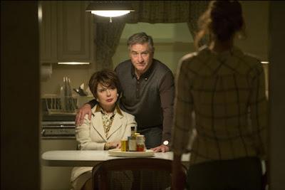 Robert De Niro and Isabella Rossellini in Joy