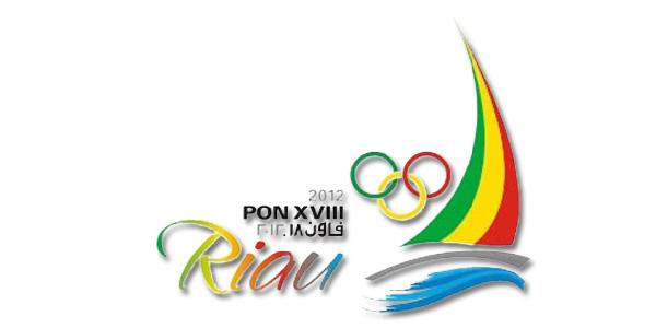 pon riau 2012 medali perolehan terbaru 2012
