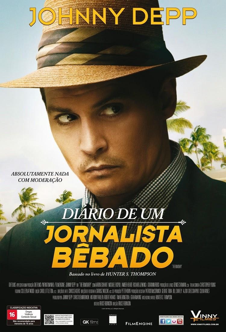 Baixar dd Diário de Um Jornalista Bêbado   Dublado   MEGA Download