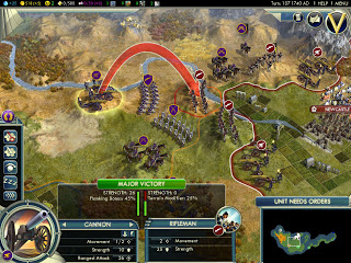 Jogos Android Sid Meier's Civilization V