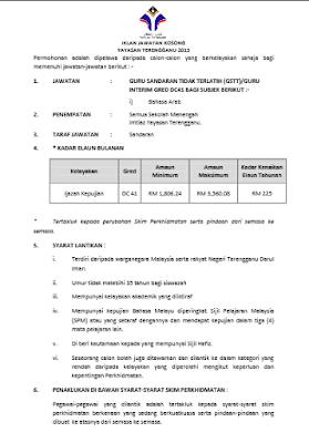 Peluang Kerjaya Di Yayasan Terengganu