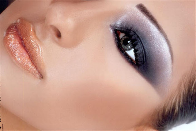 Evening party make up