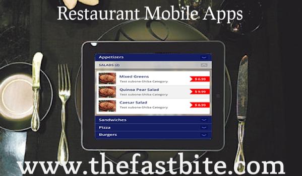 Restaurants mobile apps few tips for finding the best