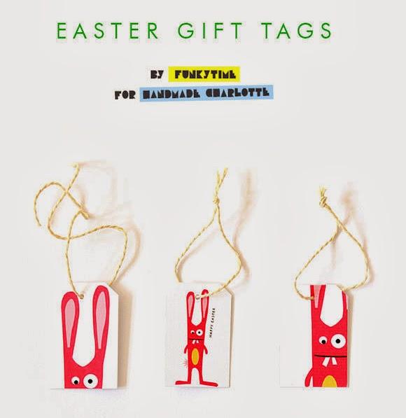 I love kawaii printable easter gift tags printable easter gift tags negle Image collections