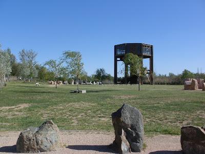 Parque de rocas La Alfranca