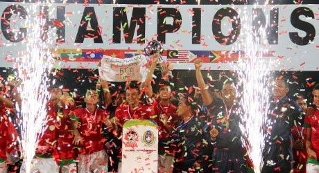 Perayaan kemenangan Timnas U19 Indonesia (dok. Detik)