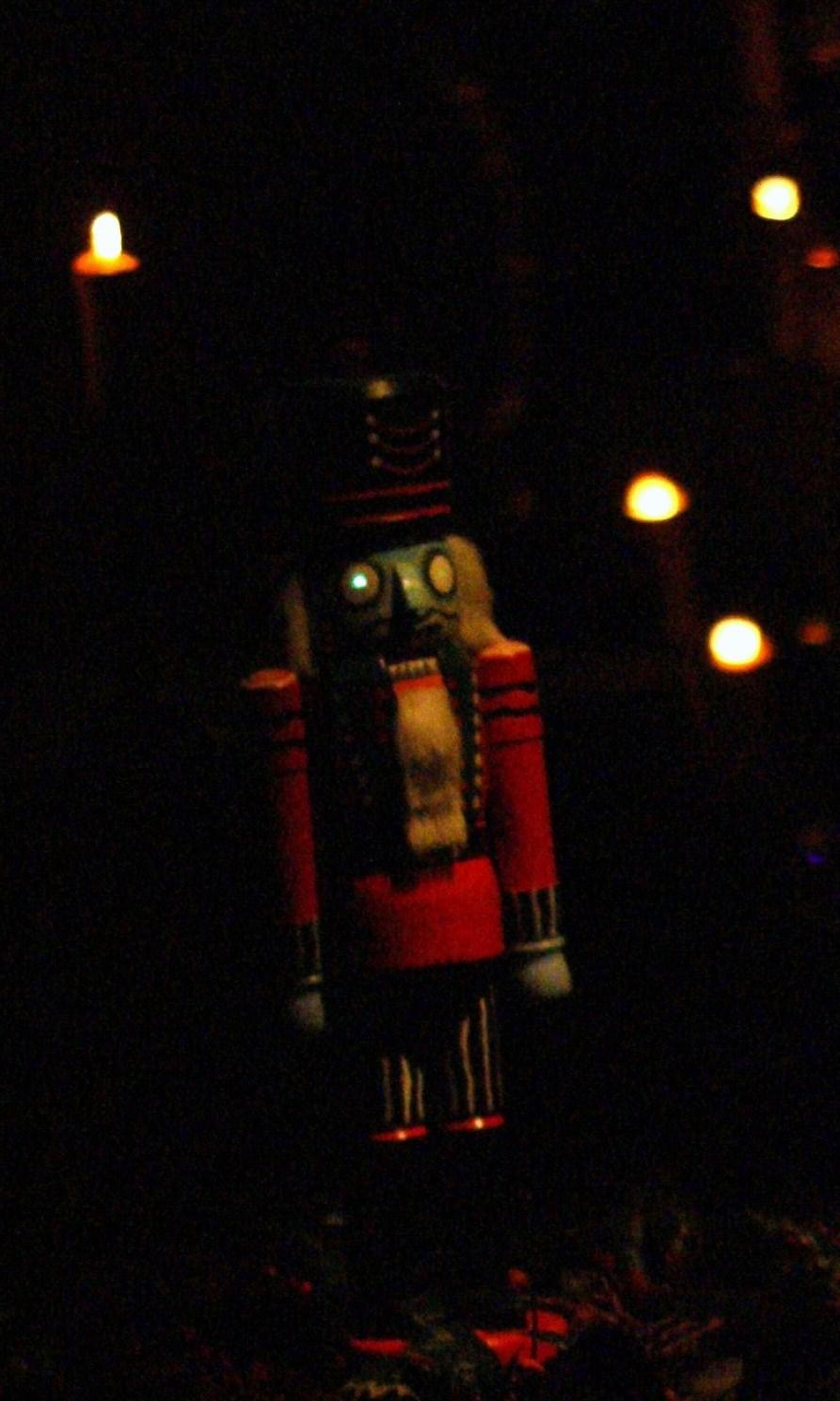 nightmare before christmas overlay - Nightmare Before Christmas Nutcracker