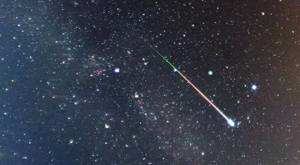 Hujan Meteor Leonid Memasuki hari Puncak