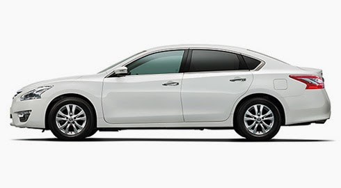 ALL NEW NISSAN TEANA ( MODERN LIVING )