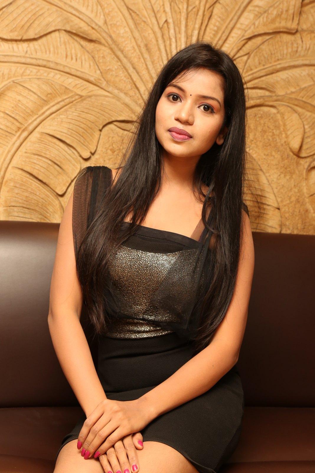 Bhavya sri New glam photo shoot-HQ-Photo-11