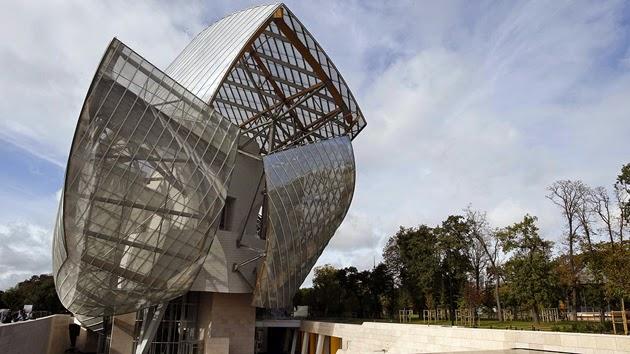Fundación Louis Vuitton 3
