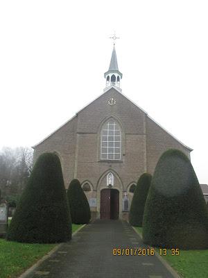 kerkje van Maria-Aalter