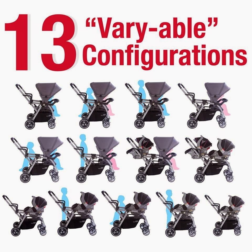 Two Points For Honesty New Stroller Love The Joovy Vary