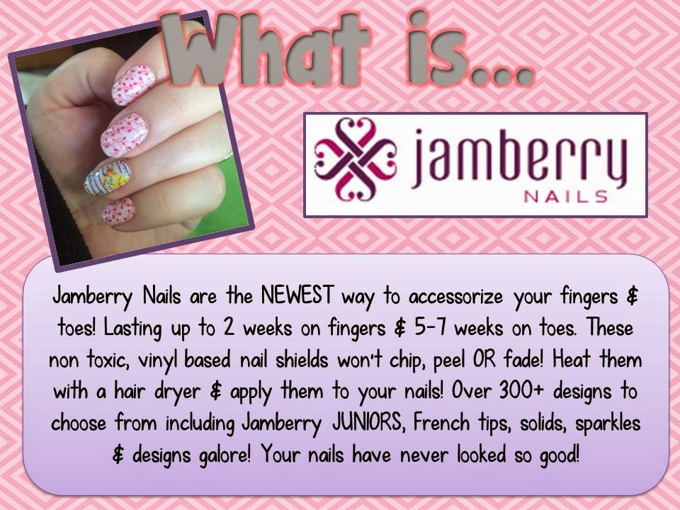 Tori\'s Teacher Tips: Jamberry Love and Giveaway
