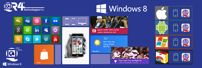 QR4APPS Windows Store