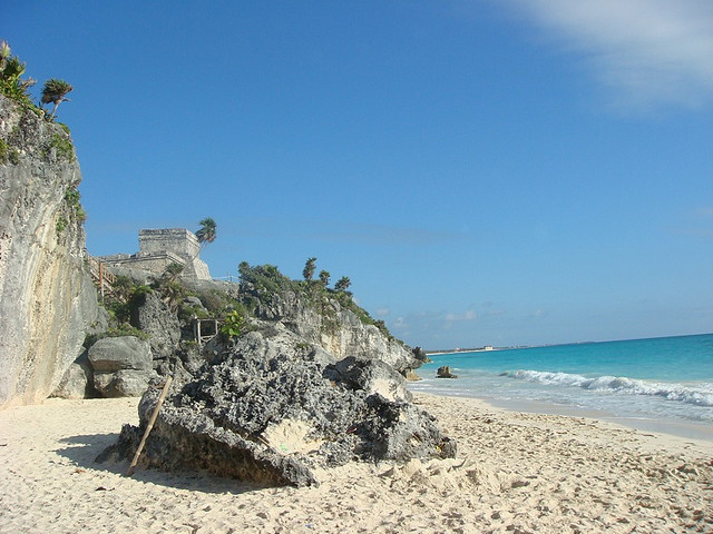 5 Great Reasons to Visit Mexico's Riviera Maya - Tulum Archaeological