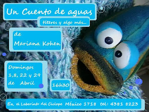 Un Cuento de Aguas (NO ESTA EN CARTEL ACTUALMENTE)