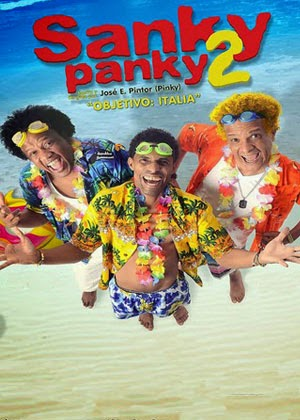 Sanky Panky 2: Objetivo Italia