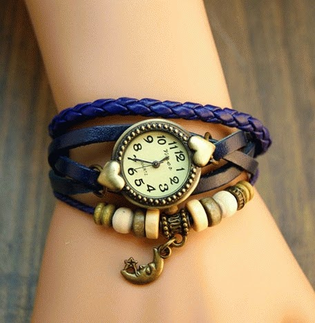Jam Tangan Cute Tribal