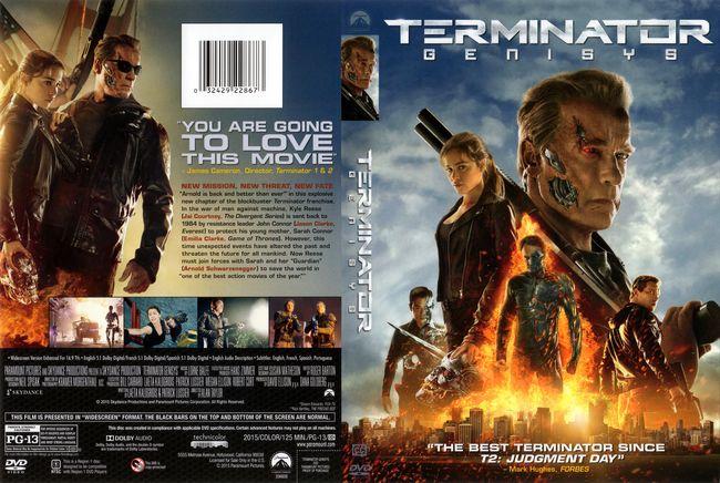 Terminator Genisys – Latino – DVD9