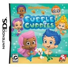 Bubble Guppies   Nintendo DS