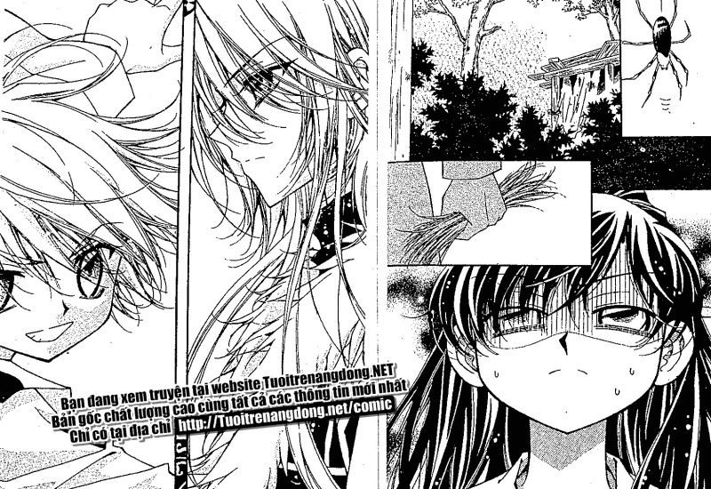 LEGEND - Truyền thuyết Fushigi Chapter 2 - Trang 66