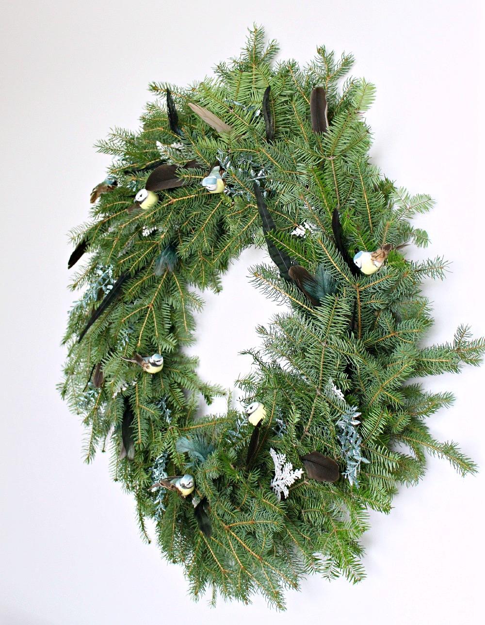 Budget-friendly wreath ideas