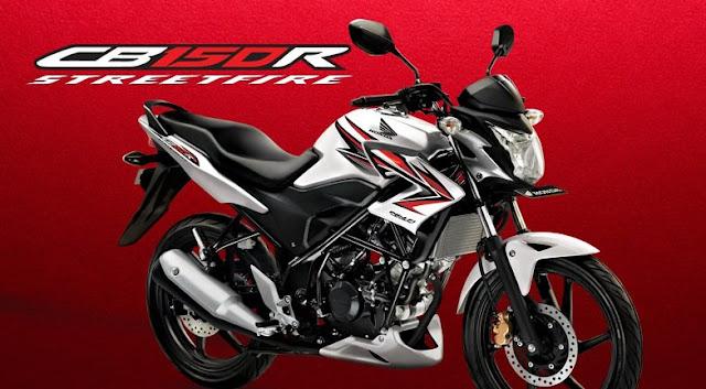 Honda CB150R - izor note's