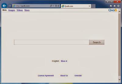 contoh virus dalam browser