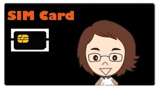 SIMcard modemnya enha