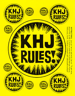 KHJ Rules Sticker Sheet