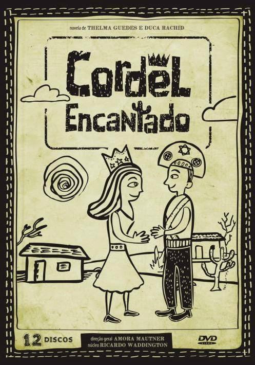 Abertura do Cordel Encantado Novela Cordel Encantado é